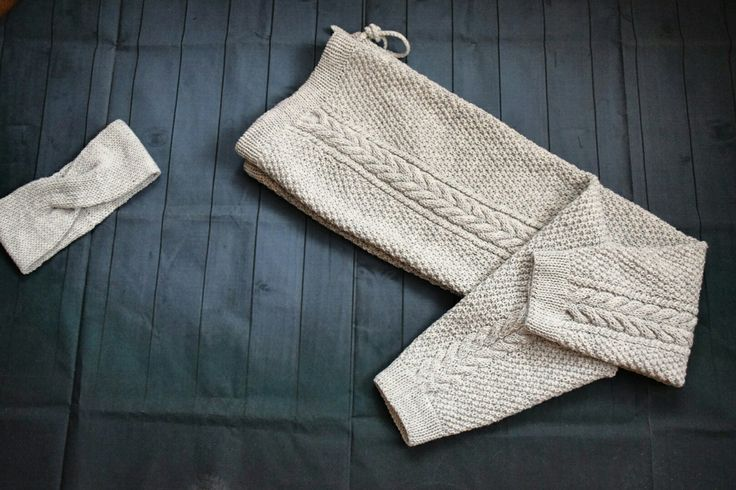 knitted pants. 100% soft wool with cashmere. Size S. Price $ 150.