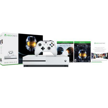 Free 2-day shipping. Buy Xbox One S Ultimate Halo Bundle (500GB) at Walmart.com