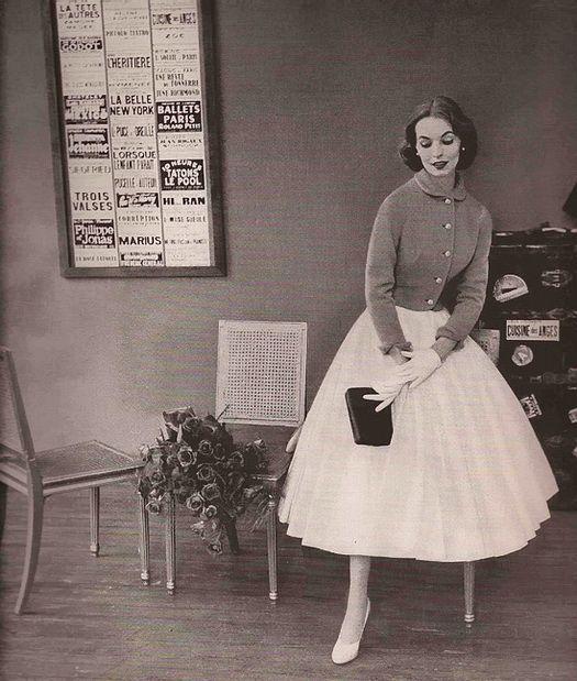Tom Palumbo 1953 Vintage Style Winter Dresses Pinterest La Photographie La Vie Et Vie