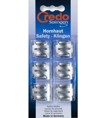 Credo Solingen Credo Safety Blades by Credo Solingen. $6.99. Credo Safety Blades. Save 30% Off!