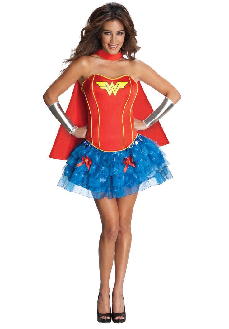 Corset Wonder Woman Costume, Superhero Fancy Dress - Superhero Costumes at Escapade™ UK - Escapade Fancy Dress on Twitter: @Escapade_UK