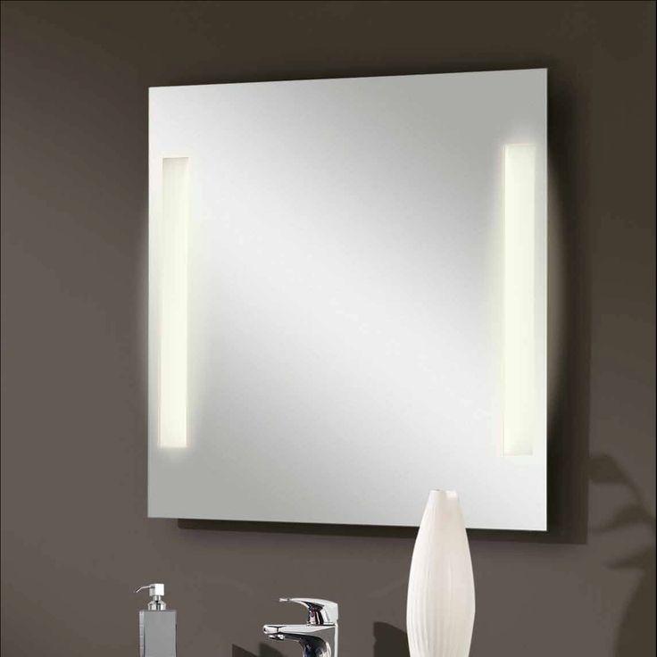 Espejo de ba o retro iluminado http accesoriosba - Espejo retroiluminado bano ...