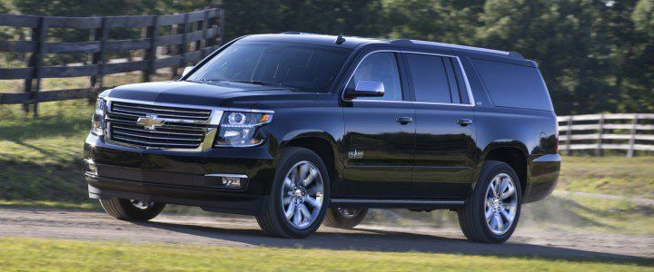 New 2019 Chevy Tahoe Ltz Exterior And Interior Chevrolet