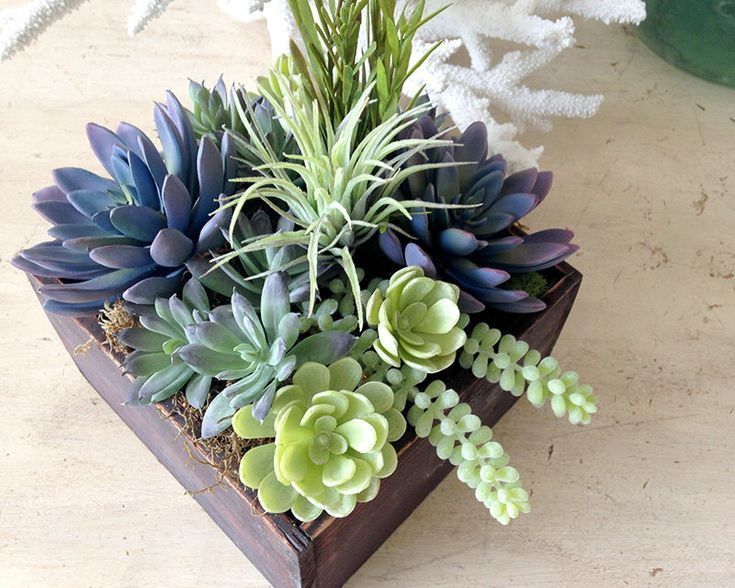 READY TO SHIP: Succulent centerpiece, faux succulent plants, faux succulents, succulent wedding centerpiece, floral arrangement, home living by dirtcouture on Etsy https://www.etsy.com/listing/231071702/ready-to-ship-succulent-centerpiece-faux