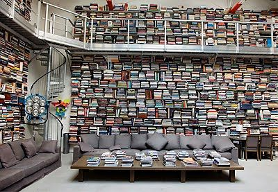 Books books books books: Dreams Libraries, Paris Apartment, Home Libraries, Spirals Stairca, Dreams Rooms, Books Collection, Karl Lagerfeld, Personalized Libraries, Karl Lagerfeld