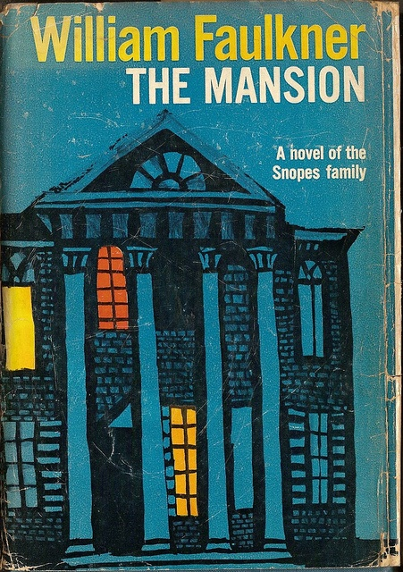 The Mansion by William Faulkner 1959