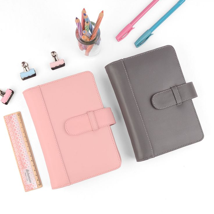 "A6 Personal Planners are online now! So cute and compact perfect to carry around all day. Fits Personal Size Paper 9.5cm x 17.1cm / 3.7"" x 6.7"". ⋆⋆♡⋆ ♡⋆♡⋆⋆"