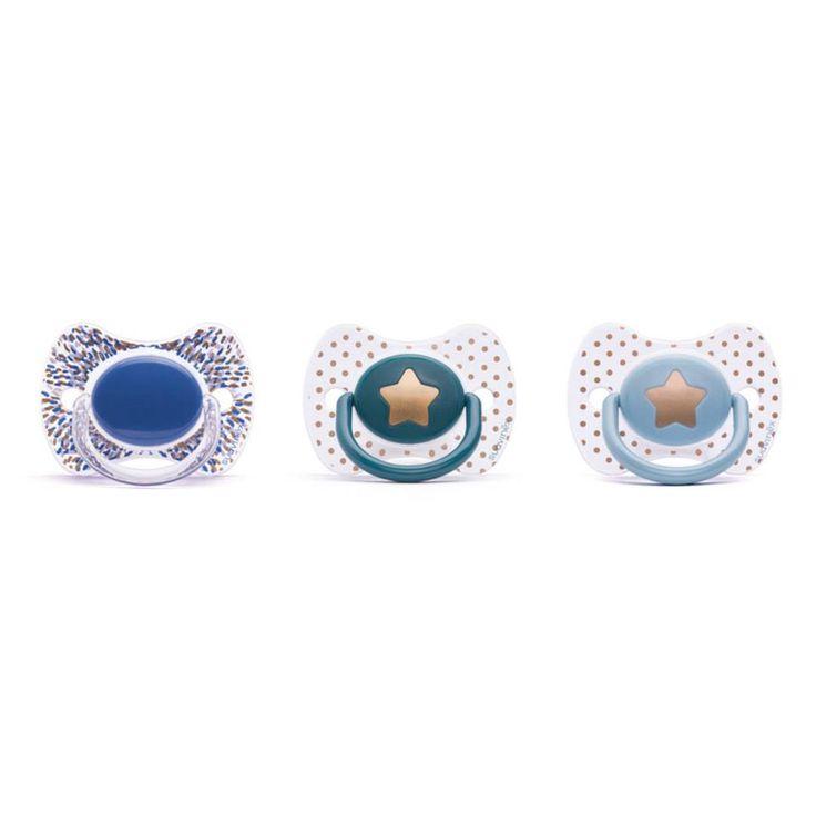 Haute Couture 0-4 mnd. blauw