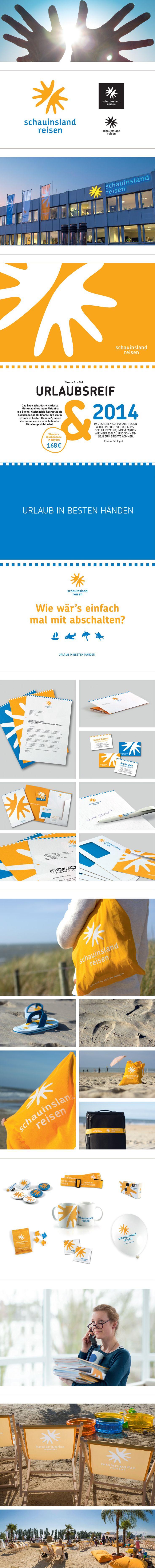 Corporate Design für Schauinsland Reisen