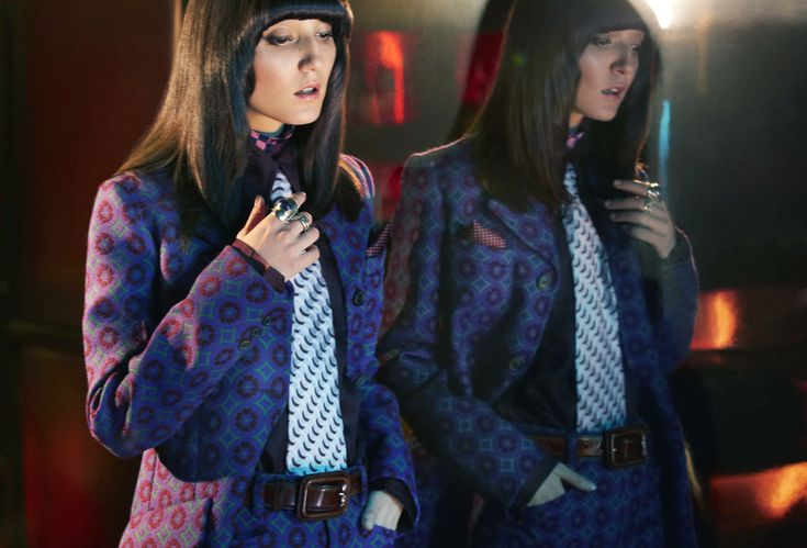 Flair Germany  Issue: November 2012  Title: Mission X  Model: Irina Lazareanu  Photography: Olaf Wipperfürth  Styling: June Nakamoto