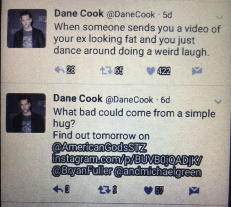 Dane Cook Jokes hahaha