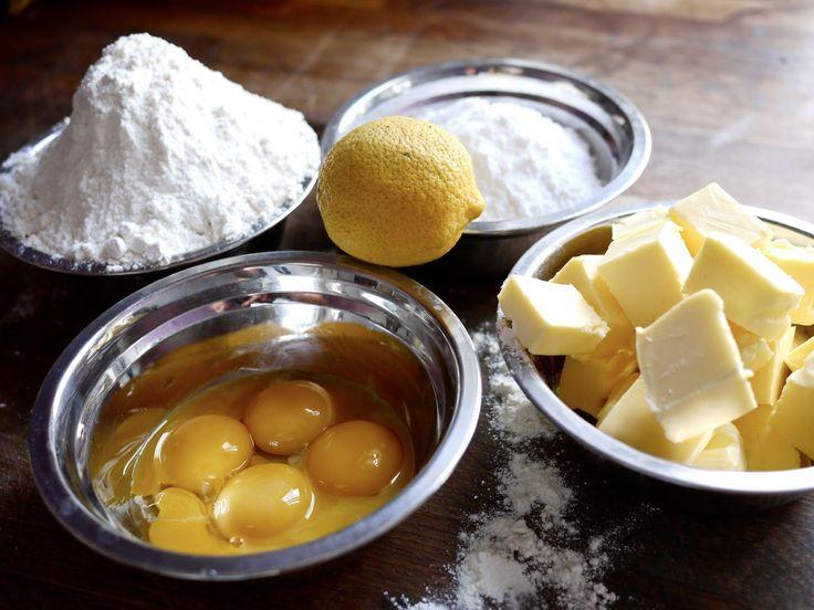 Andrea Vigna - pasta sablé speciale per crostate