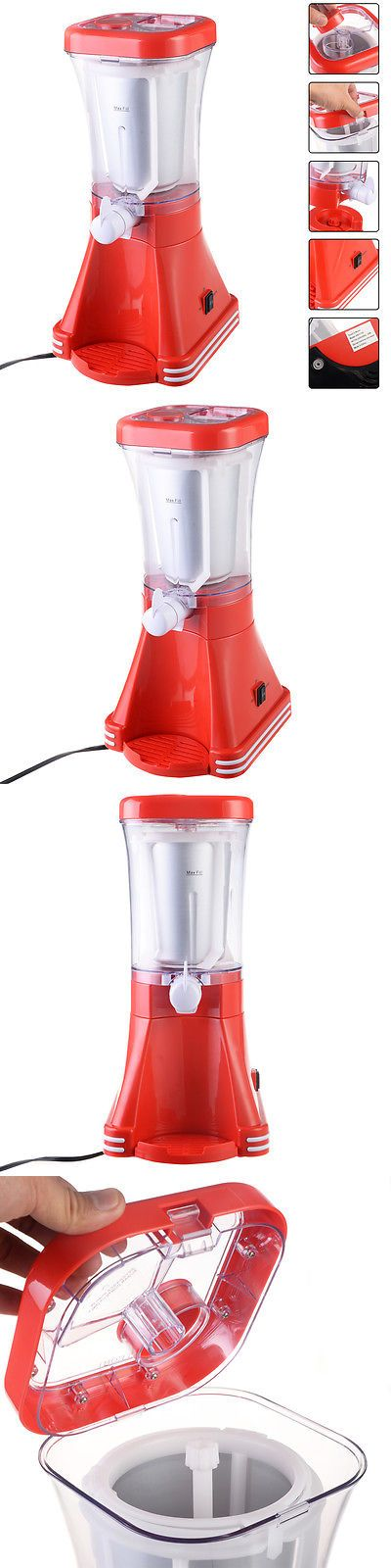 appliances: New Slush Drink Maker Retro Machine Blender Ice Slushie Margarita Slurpee Frozen -> BUY IT NOW ONLY: $35.99 on eBay!