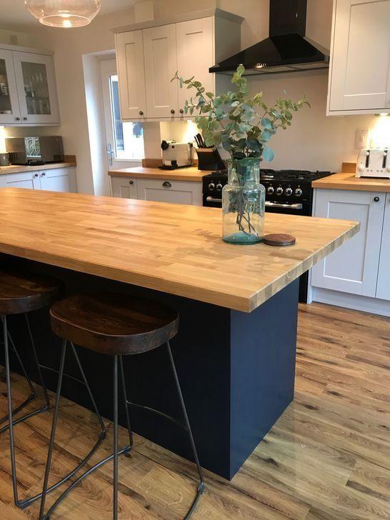 46 elegant navy kitchen cabinets for decorating your kitchen in 2020 kitchen renovation navy on kitchen decor navy id=51013