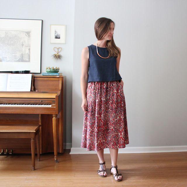 541 besten Cute clothes to make Bilder auf Pinterest | Schnittmuster ...