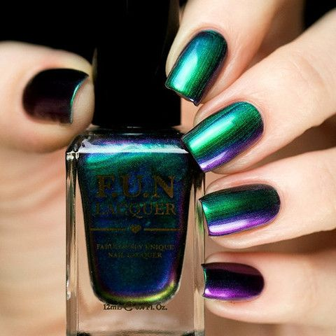 Fun Lacquer Blessing Nail Polish (2015 New Year Collection) | Live Love Polish