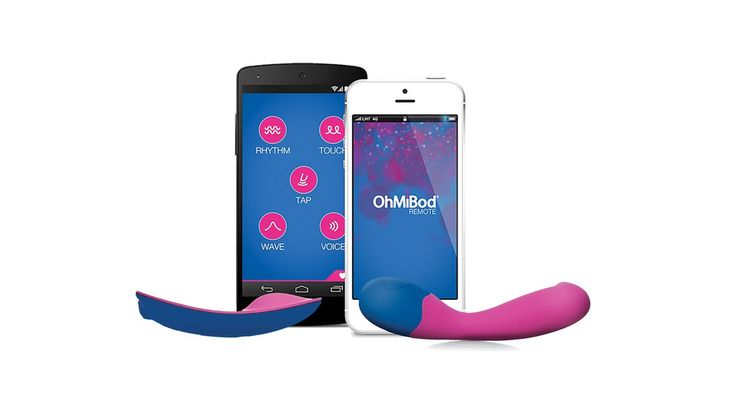 OhMiBod blueMotion NEX|2 Couples Vibrator - http://DesireThis.com/3788 - Looking for a last minute gift for that special someone in your life? If thats the case then allow me introduce you to blueMotion NEX|2 — an award winning G-spot design and the newest addition to OhMiBod's growing line of Bluetooth and Wi-Fi compatible vibrators.