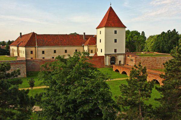 Nádasdy-várkastély Sárvár