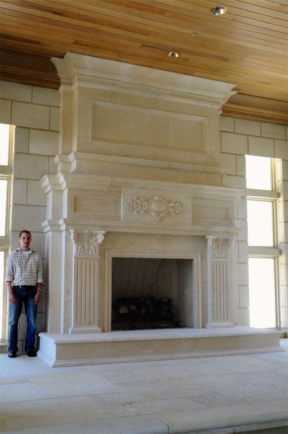 Best 25+ Mediterranean fireplace mantels ideas on ...