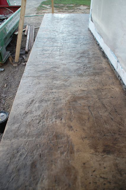Great Short Article On Colored U0026 Stamped Concrete. Need To Read Before We  Start Choosing