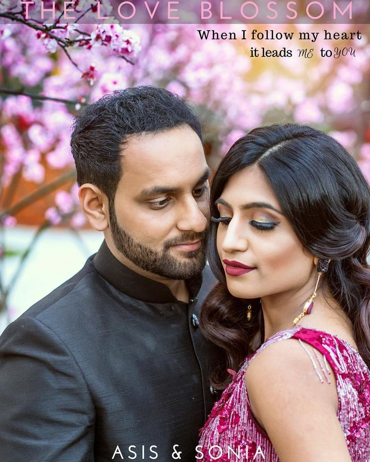 """""""When I follow my heart it leads ME to YOU"""" Congratulations to Asis & Sonia (@TheCrimsonBride) Like our page to stay updated on more photos from their pre wedding session. Checkout more pre wedding photos at: http://jag.photos/jagprewedding Hair & Makeup By: @FarehaBridalStudio Outfit: @WaliaJones"""
