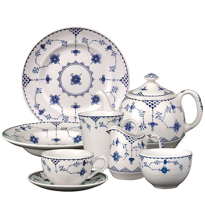 Johnson Brothers Blue Denmark  sc 1 st  Pinterest & 24 best Copenhagen china images on Pinterest | White people Dish ...