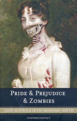 collega Ilse, fan van Jane Austen, kon deze grappige horror-remake wel smaken!