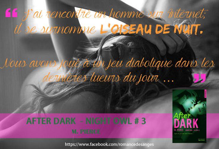 After Dark - Night Owl #3 - M. Pierce