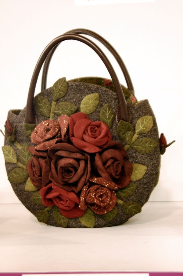 I think I've seen the most beautiful of all beautiful purses, and then another one shows up!