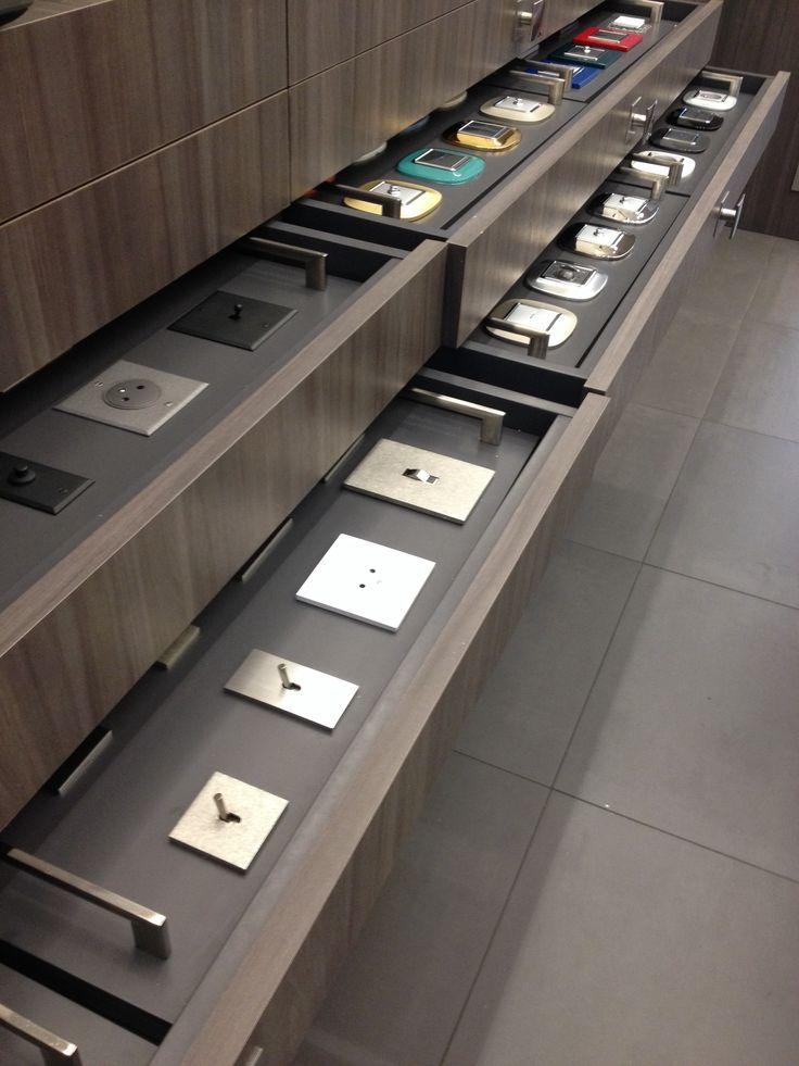 Comment bien choisir ses interrupteurs ? #LegrandLab 38 rue du Bac #Paris #Legrand #Bticino #Arnould