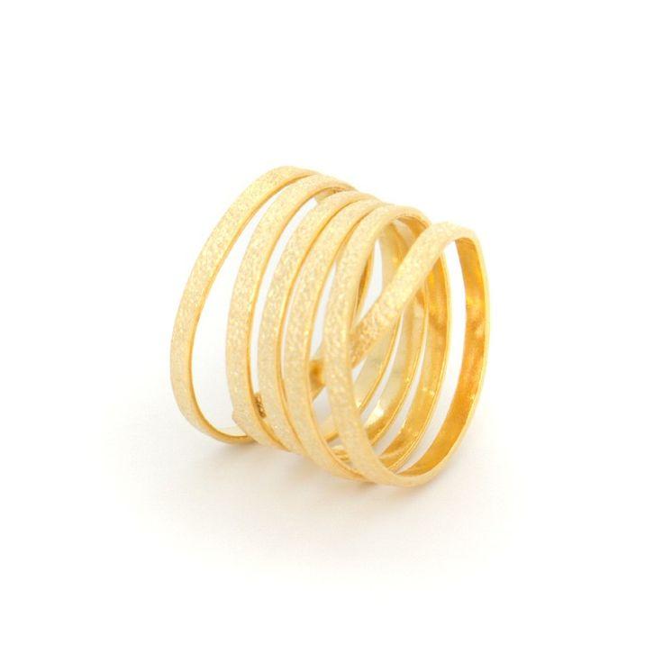 Δαχτυλίδι μπρούτζο επίχρυσο VARKOULES www.bijoubox.gr #bijoubox #δαχτυλίδι #επίχρυσο #χρυσό #μπρούτζο #ελληνικά #χειροποίητο #Ελλάδα #Ελλάς #κοσμήματα #κόσμημα