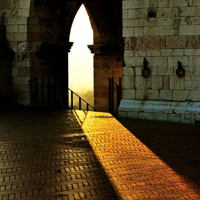 photographed in Gubbio, Umbria, by Paola Morosin