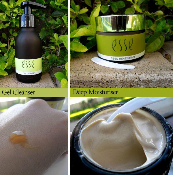 Lipgloss Kisses: {BRAND REVIEW} Esse Organic Skincare