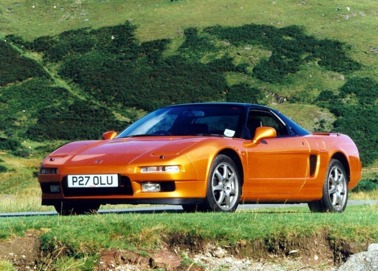 1998 Honda NSX   Surely One Of The Best Cars Ever Produced By The Marque?