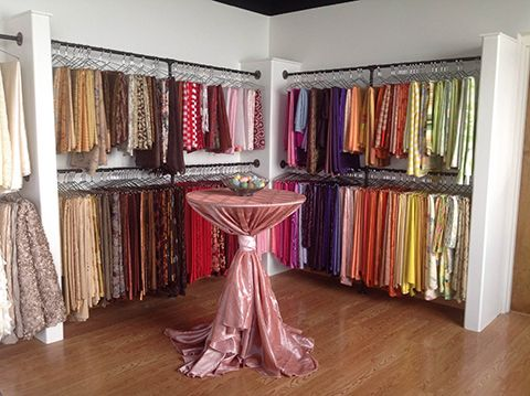 Great Place To Try Out Linen Combinations In Person The