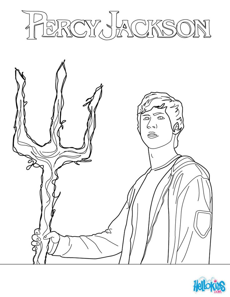 camp half blood coloring pages - photo#13