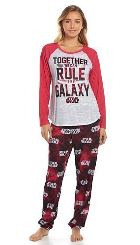 May the force be with you! These Star Wars pajamas offer intergalactic style. #ForceOfFamily