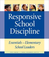 This book for school leaders is an essential read if you want to extend Responsive Classroom strategies beyond classrooms to encompass your whole school.