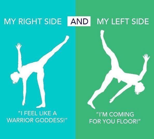 Yoga funny