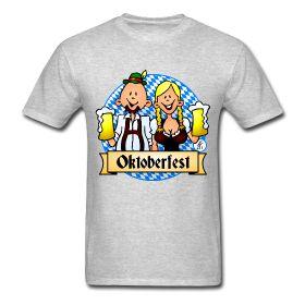 Oktoberfest T-Shirt. #Spreadshirt #Cardvibes #Tekenaartje #wiesn #dirndl #lederhosen #Munchen #SOLD