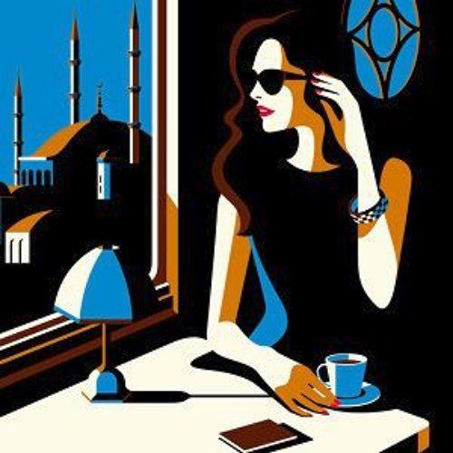 Malika Favre  Orient Express