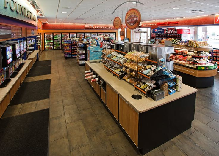 convenience store layout in the convenience store news 2011 store