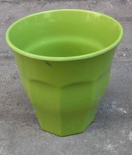 Selatan Jaya distributor barang plastik Surabaya: Gelas melamin belimbing kecil 9 cm 280 ml kode B05...