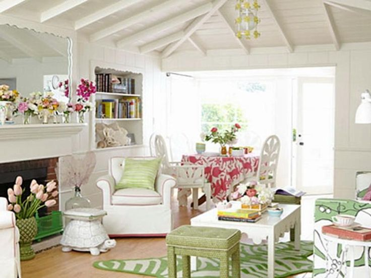 beach cottage style | Beach House Interior Decorating Cottage Style