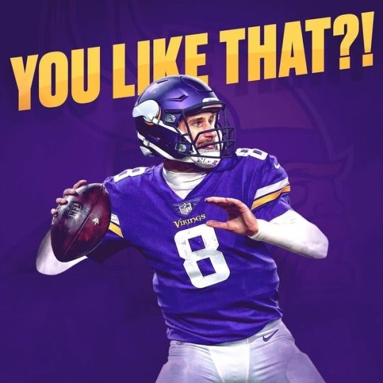 4abacad8b Kirk Cousins signs with Minnesota for 84 million over three years ...