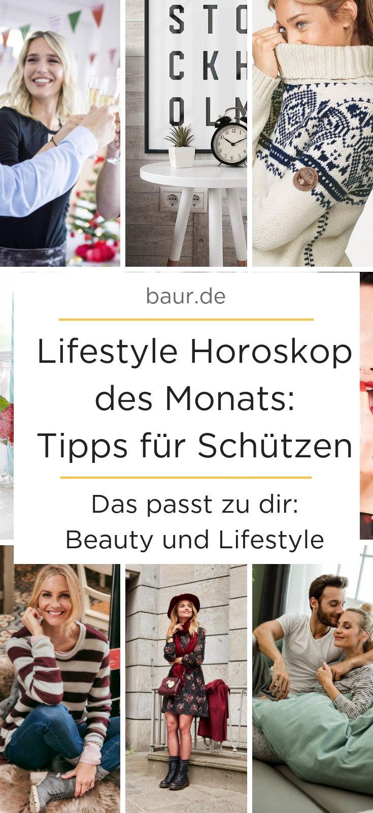 Sternzeichen Schutze Beauty Partner Promi Check