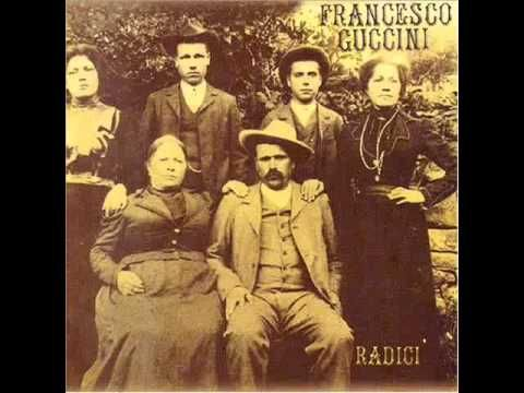 1972 - first successful album for Francesco Guccini - Radici - (album completo) - YouTube 7 great songs