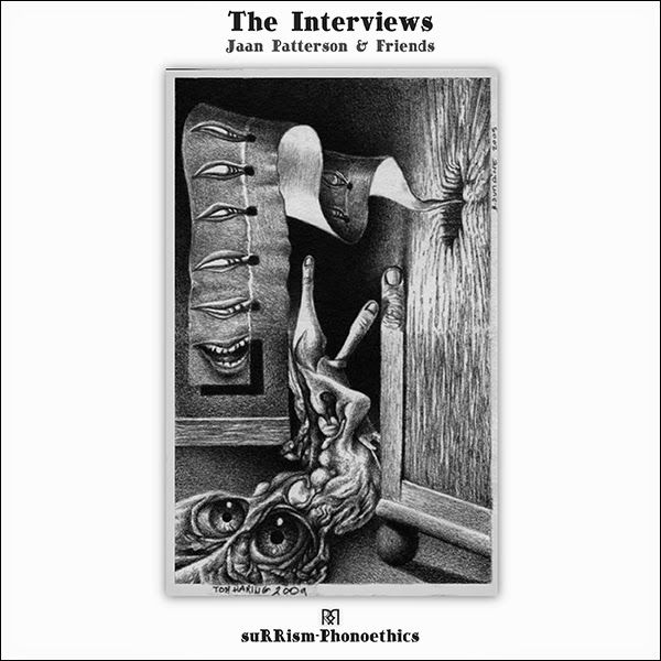 """Vladimír Hirsch - Marcel Duchamp (original track name """"Chamber Of Delusion"""") on the compilation Jaan Patterson & Friends – The Interviews"""