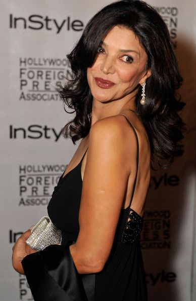 Shohreh Aghdashloo in IN STYLE & The Hollywood Foreign Press Association's Party - TIFF 2008