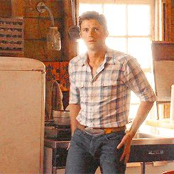Pin for Later: Can You Get Through These Scott Eastwood Movie GIFs Without a Cold Shower? He Gives a Good Name to Cowboys Everywhere